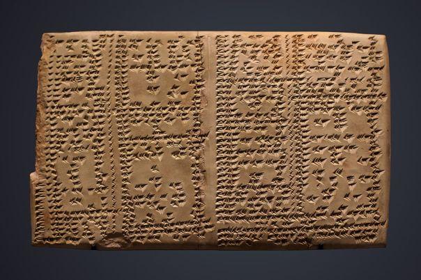 Tablèt babilonyen